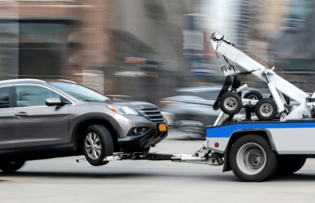 Important Information About Having Your Vehicle Towed