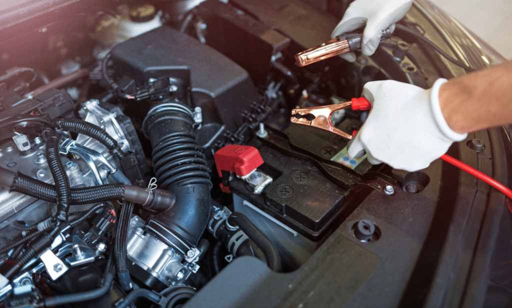 How Do You Jump Start A Vehicle?