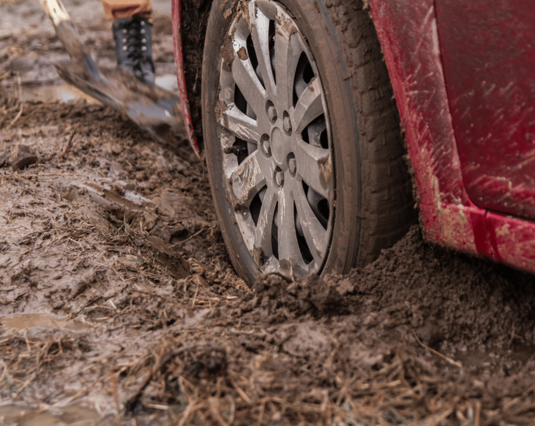 How to Avoid Getting Stuck in the Mud