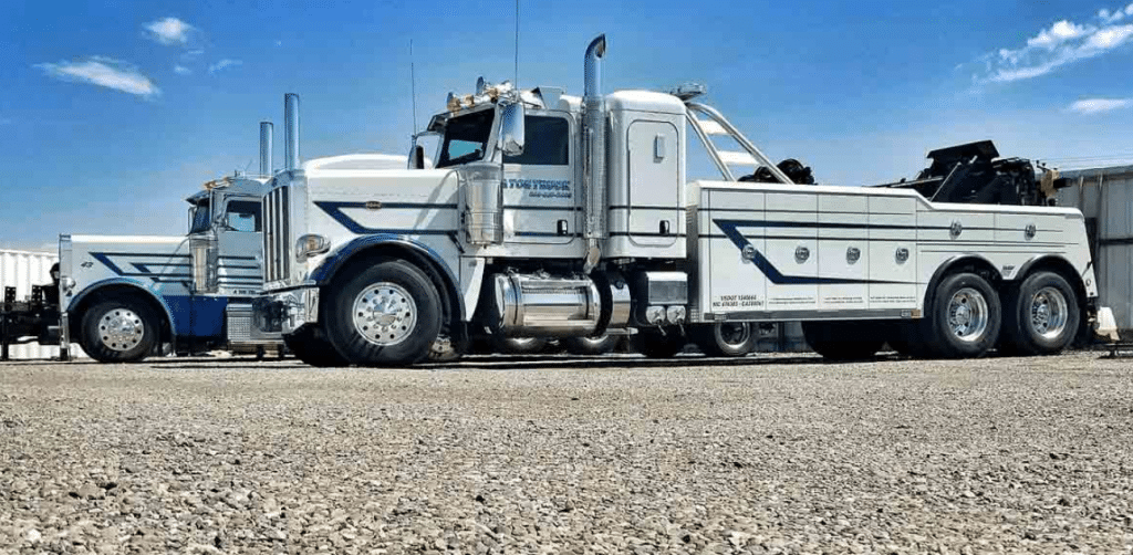 What Vehicles Require Heavy-Duty Towing?