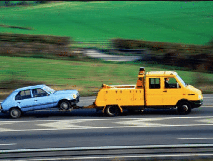 Helpful Tips For Towing A Car