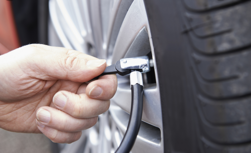 Four Ways In Which Proper Vehicle Tire Inflation Will Assist You