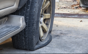 Avoiding Tire Blowouts